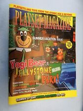 Playset Magazine #94 Marx Yogi Bear and rare Flintstones playsets + more