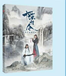Chen Qing Ling Painting Art Book Xiao Zhan Wang Yibo Figure Photo Album 陈情令写真集