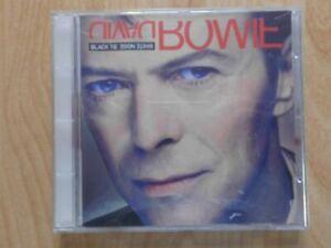 DAVID BOWIE CD: BLACK TIE WHITE NOISE
