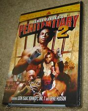 Penitentiary 2 (DVD, 2006), NEW & SEALED,SPECIAL EDITION, REGION 1, WITH MR. T