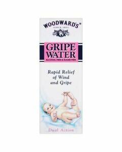 Woodward's Gripe Water Alcohol & Sugar Free - 150ml