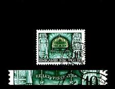 WoW.1940. Kelet(u)  Error NAGYVÀRAD-Used. Ungarn.Hungary.Hongrie.Hungria.150€
