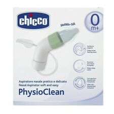 Chicco 00004904000000 Soft and Easy Phisio Clean Nasal Aspirator