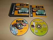 R4 Ridge Racer Type 4 Complete PS1 Playstation 1 Game Black Label CIB