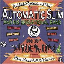 A Yuletide Spectacular and Dance Automatic Slim and His Sensational Band Audio