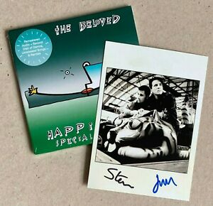 THE BELOVED * HAPPINESS * SPECIAL EDITION 2CD w/ EXCLUSIVE SIGNED CARD * BN!