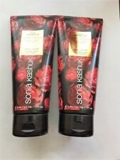 Sonia Kashuk Red Promisia Body Lotion  **Lot of 2**