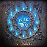 TRICK OR TREAT - THE LEGEND OF THE XII SAINTS   CD NEU