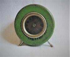 RARE Antique Art Deco Coin Clock Bank Lux Clock Co. Waterbury, Conn. U.S.A.