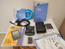 Palm Iiixe Palm Pilot Personal Handheld Organizer Digital Pda - Vintage Complete