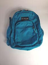 Trans by JanSport Blue Adjustable Shoulder Straps Student Backpack Book Bag