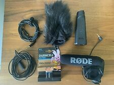 Rode VideoMic Pro Condenser Wired Professional Microphone with Rycote Lyre...