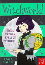 Witchworld BRAND NEW BOOK by Emma Fischel (Paperback, 2014)