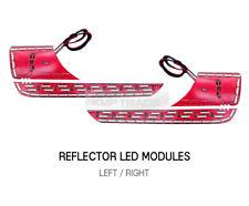 Rear Bumper Reflector 2Way Brake LED Module 2Pcs for SSANGYONG 2013-2017 Rodius