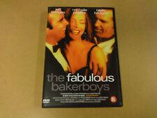 DVD / THE FABULOUS BAKERBOYS ( JEFF BRIDGES, MICHELLE PFEIFFER, BEAU BRIDGES )