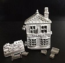 1/12 Scale Dolls House - Chemist toy dollshouse - HS46U- Pewter
