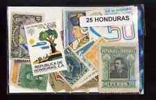 Honduras 25 timbres différents