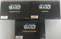 Star Wars Original Movies Mini Figure 4 Pack Sets NEW Vintage Set Kamiru Kubrick