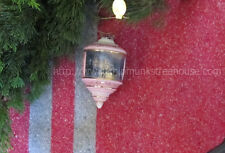Thomas Kincade Home For The Holiday Ornament Bradford Exchange Limited Edition