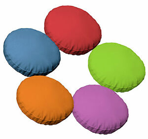 5+Color Round Water Proof PVC/PU Thick Mattresses Cushion Cover Case Custom Size