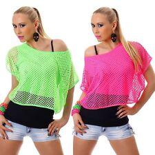 Mehrfarbige Damen-Shirts in Kurzgröße