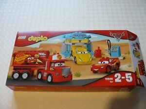 LEGO Duplo 10846 Flo's Café -Cars 3- Disney Pixar. Boîte complète, très bon état
