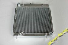 Fit Mercedes BENZ W123 200D-280C 1976-1985 Aluminum Radiator 40MM Core