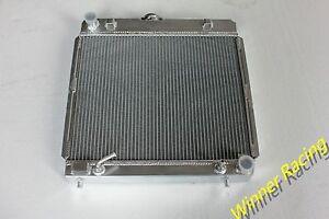 Fit Mercedes BENZ W123 200D-280C 1976-1985 Aluminum Radiator 40MM Core