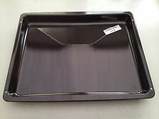 BEKO BXIC21000X OVEN TRAY ROASTING PAN GREASE TRAY 462 x 375mm GENUINE PART