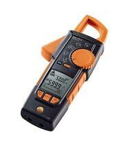 testo 770-3 Clamp meter 0590 7703 Improved TRMS method