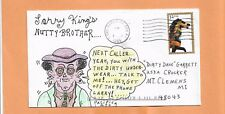 LARRY KINGS NUTTY BROTHER 1995 PACIFICA 270   COVER  ART COVER EXCHANGE (ACE)
