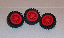 set 9736 8451 8248 8453 8463 ... Pneus pour roues LEGO TECHNIC tyre 6579