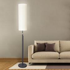 LED Stehleuchte 2000 Lumen Stehlampe Stoffschirm Licht Deckenfluter Dimmbar WOW