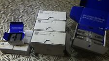 Q Railing glass clamps and inlays, job lot, new