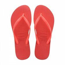Havaianas SLIM Women's Flip Flops CORAL NEW Pick Size 35/36 37/38 39/40 41/42