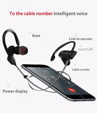 Bluetooth 4.1 Sport Headset Wireless Stereo Earphone Running Headphone Universal