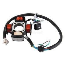 12V Stator Magneto Generator 4 Pole Coil For CG125 ATV Pit Bike Moped Buggy