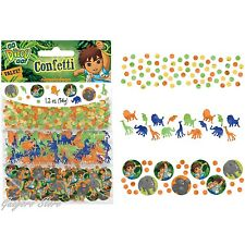 Go Diego Go Birthday Confetti Decorations Bag Fillers Party Supplies Favors
