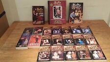 Buffy The Vampire Slayer Book Collection - 22 Book Bundle Job Lot