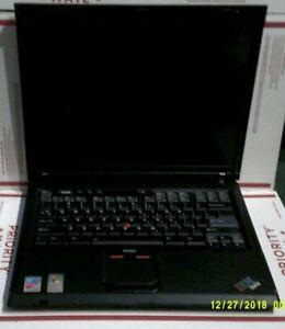 Lenovo IBM ThinkPad R50e Intel Pentium M Processor 1.50GHz 256MB Windows