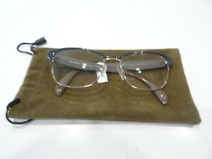 Excellent Condition - Prada VPR 65R 53-16 DHO-101 140mm Glasses Frame only