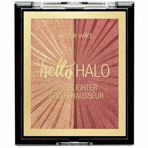 WET N WILD MegaGlo Hello Halo Blushlighter - Flash Me (Free Ship)