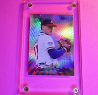 1998 Donruss PRIZED Collections Donruss #5 Tom Glavine Refractor HOF /560