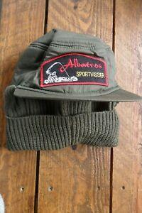 Albatros Sportvissor Balaclava Cap Winter Hat Fishing Hiking Hunting