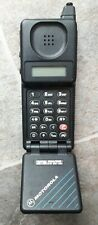Motorola Micro TAC Classic Flip Phone 1990s Retro