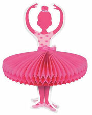 Tutu Much Fun Ballerina Ballet Party Dance Recital Birthday Centerpiece