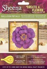 SALE New Sheena Douglass Metal Cutting Dies Create A Flower Balloon Petals