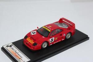 BBR Best Performamce 1/43 Ferrari F40 Kroymans/ Apple #5 1992 Limited 1 of 5