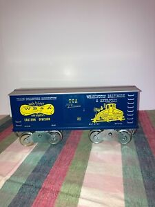 McCoy Standard Gauge WB &A  Eastern Div. TCA Boxcar 1967 Convention Baltimore,OB