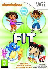 Nickelodeon Fit - Nintendo Wii